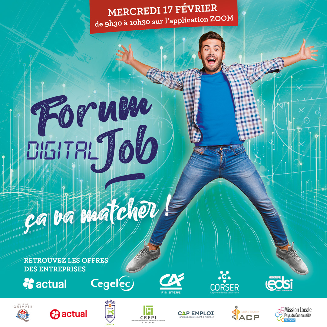 forum job digital