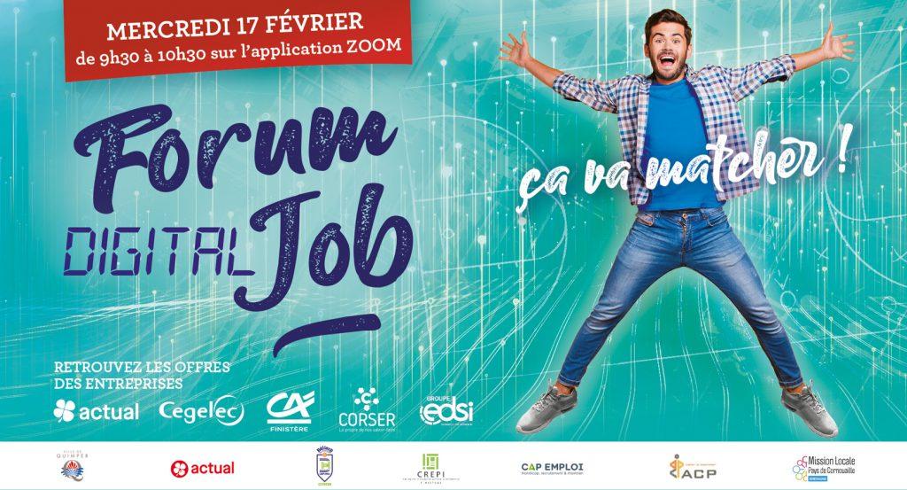 forum job digital